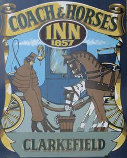 Coach  Horses Inn - Pubs Perth