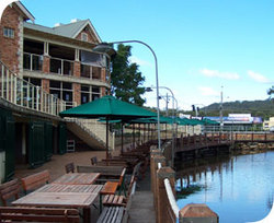 The Woodport Inn - Pubs Perth