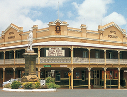 Heritage Hotel Motel - Pubs Perth