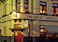The Retreat Hotel - Pubs Perth