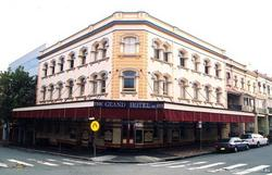 The Grand Hotel Newcastle - Pubs Perth