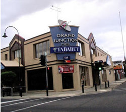Grand Junction Hotel - Pubs Perth
