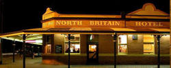 North Britain Hotel - Pubs Perth