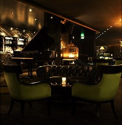 Trademark Hotel Lounge Bar and Piano Room - Pubs Perth