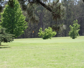 Inverell Golf Club - Pubs Perth