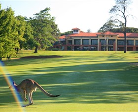 Royal Canberra Golf Club - Pubs Perth