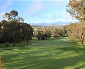 Federal Golf Club - Pubs Perth