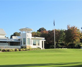 Riversdale Golf Club - Pubs Perth