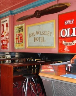 The Lord Wolesley - Pubs Perth