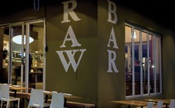Raw Bar - Pubs Perth