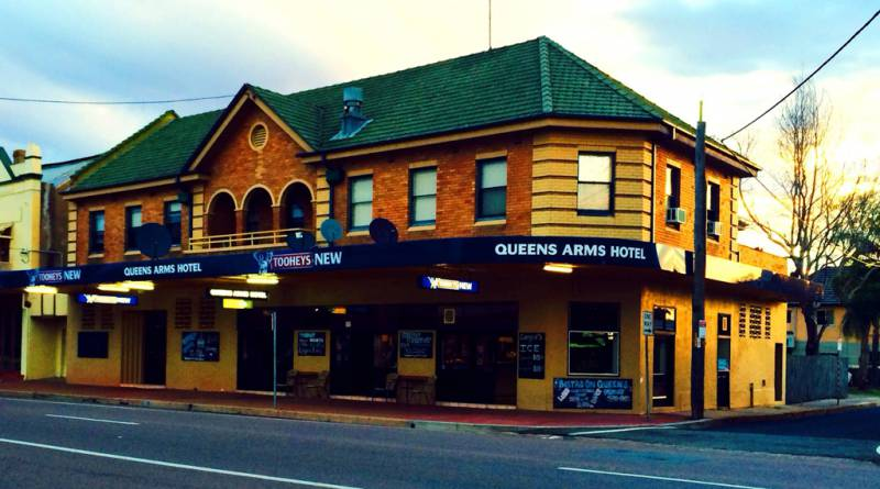 Queens Arms Hotel - Pubs Perth