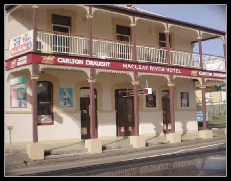 Macleay River Hotel - Pubs Perth