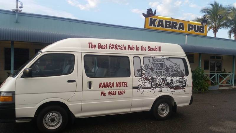 Kabra Hotel - Pubs Perth