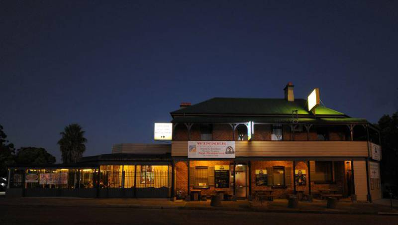 Bushrangers Bar  Brasserie - Pubs Perth