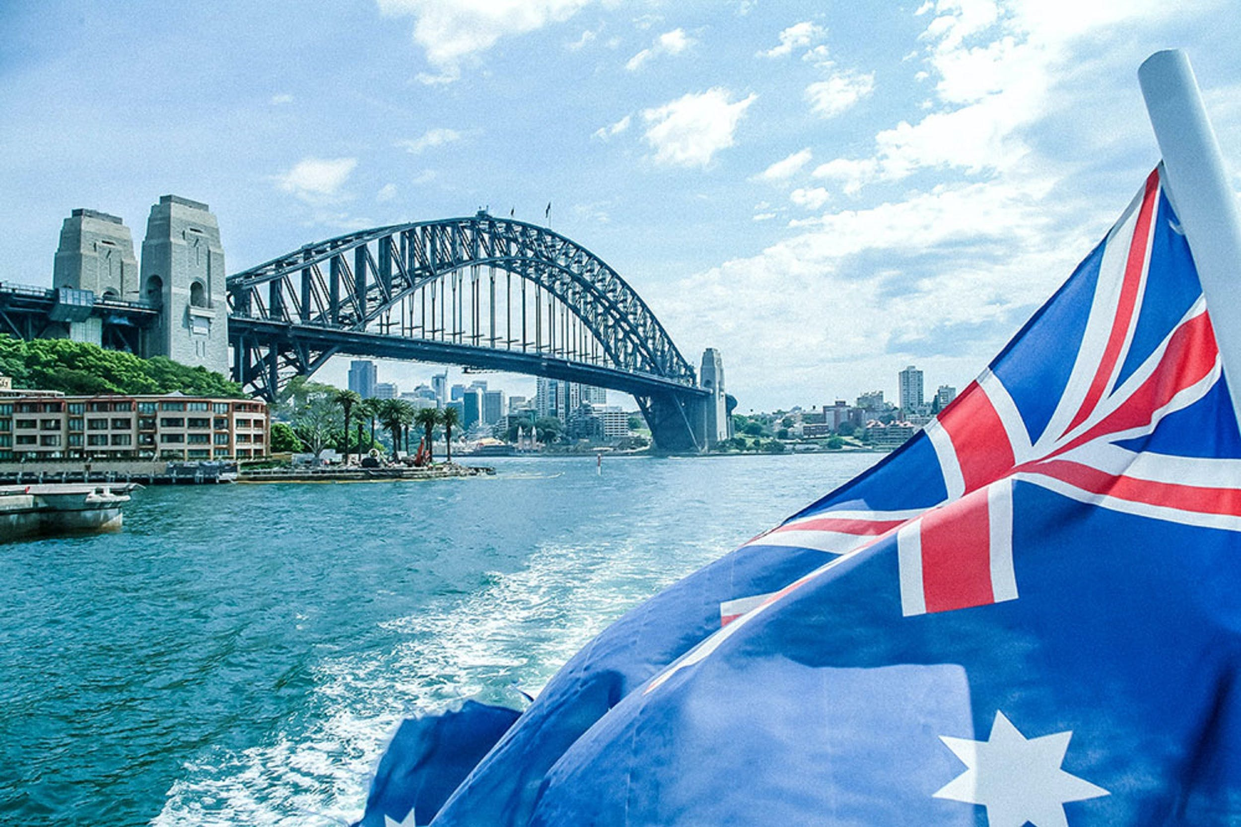 Australia Day Lunch and Dinner Cruises On Sydney Harbour with Sydney Showboats - Pubs Perth