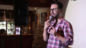 Based Comedy at the Dog and Parrot Tavern - Pubs Perth