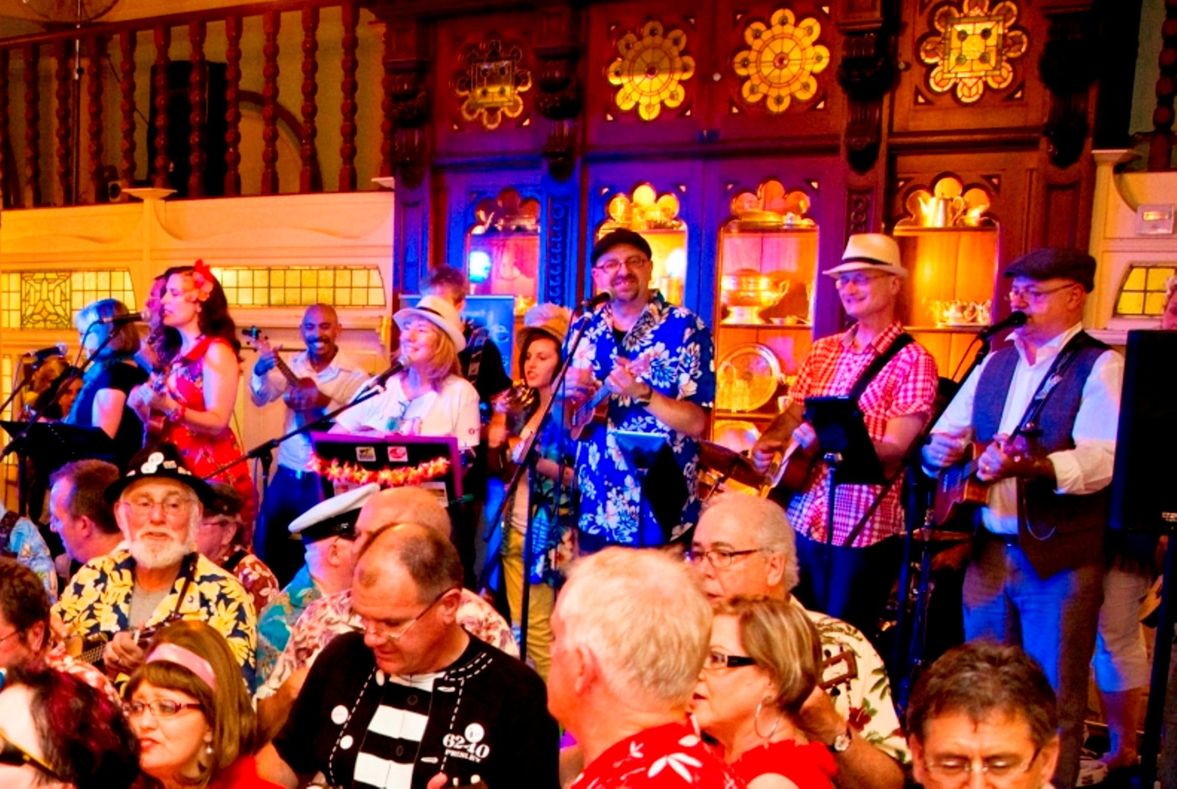 Blue Mountains Ukulele Festival - Pubs Perth