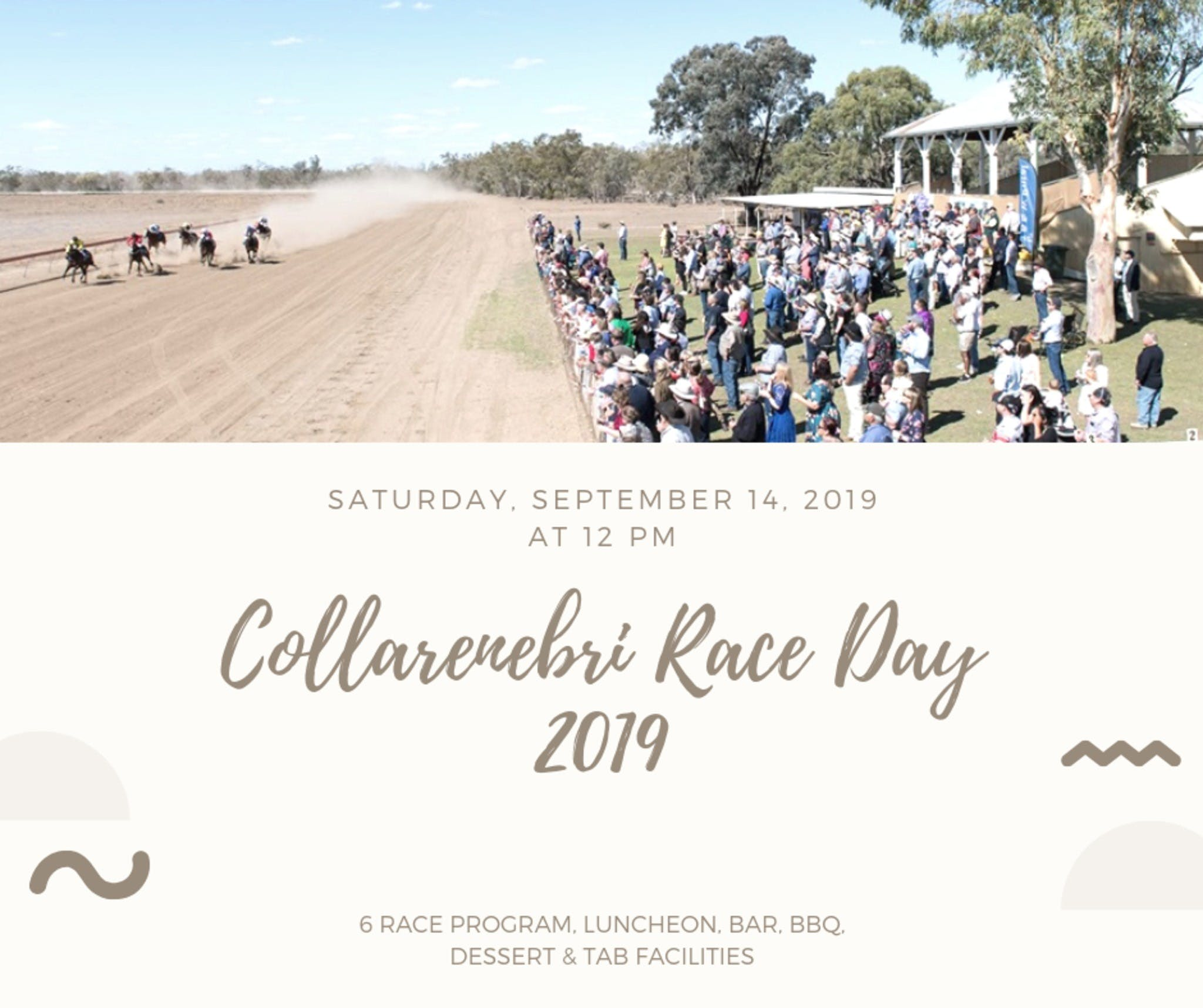 Collarenebri Races - Pubs Perth