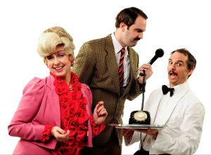 Faulty Towers - The Dining Experience at CountryPlace Hotel - Pubs Perth