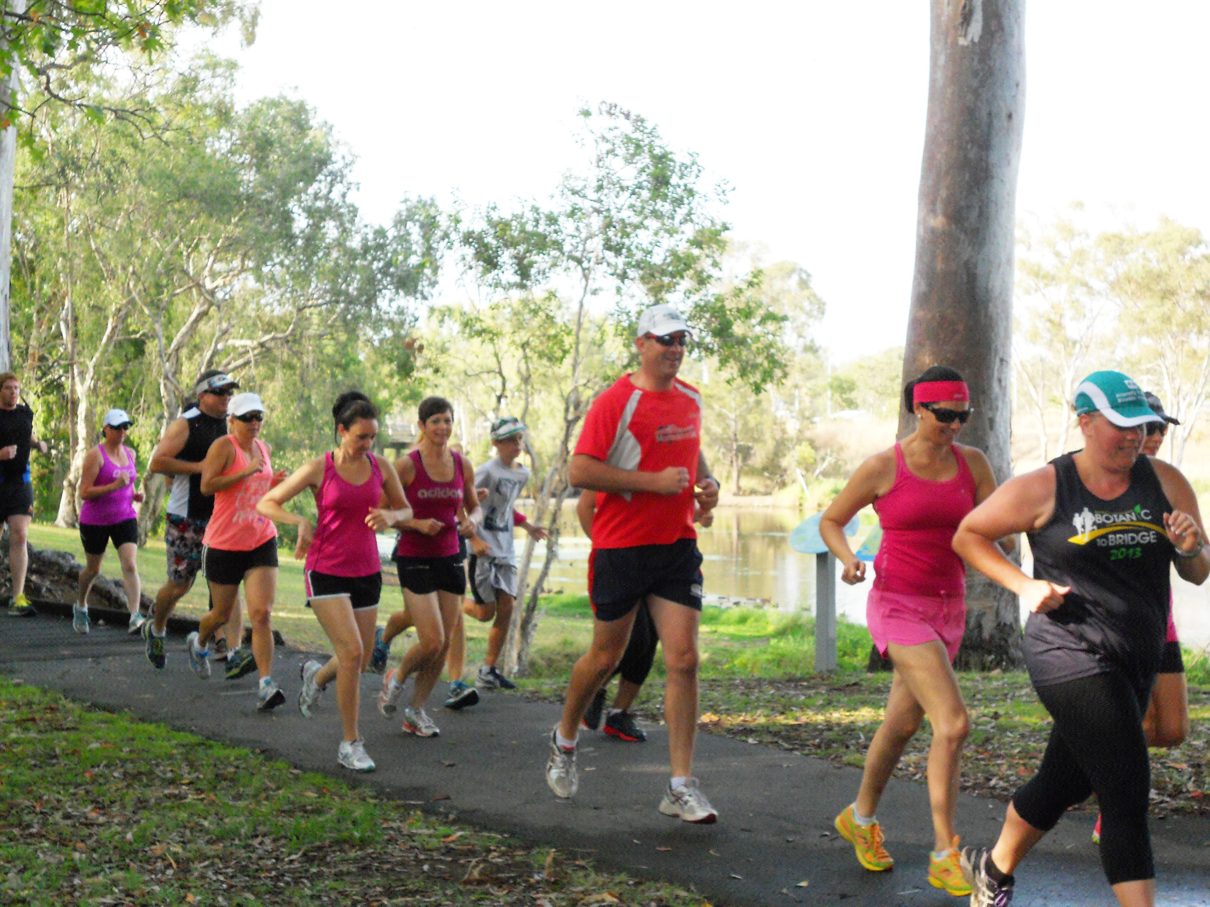 Gladstone Weekly Parkrun - Pubs Perth