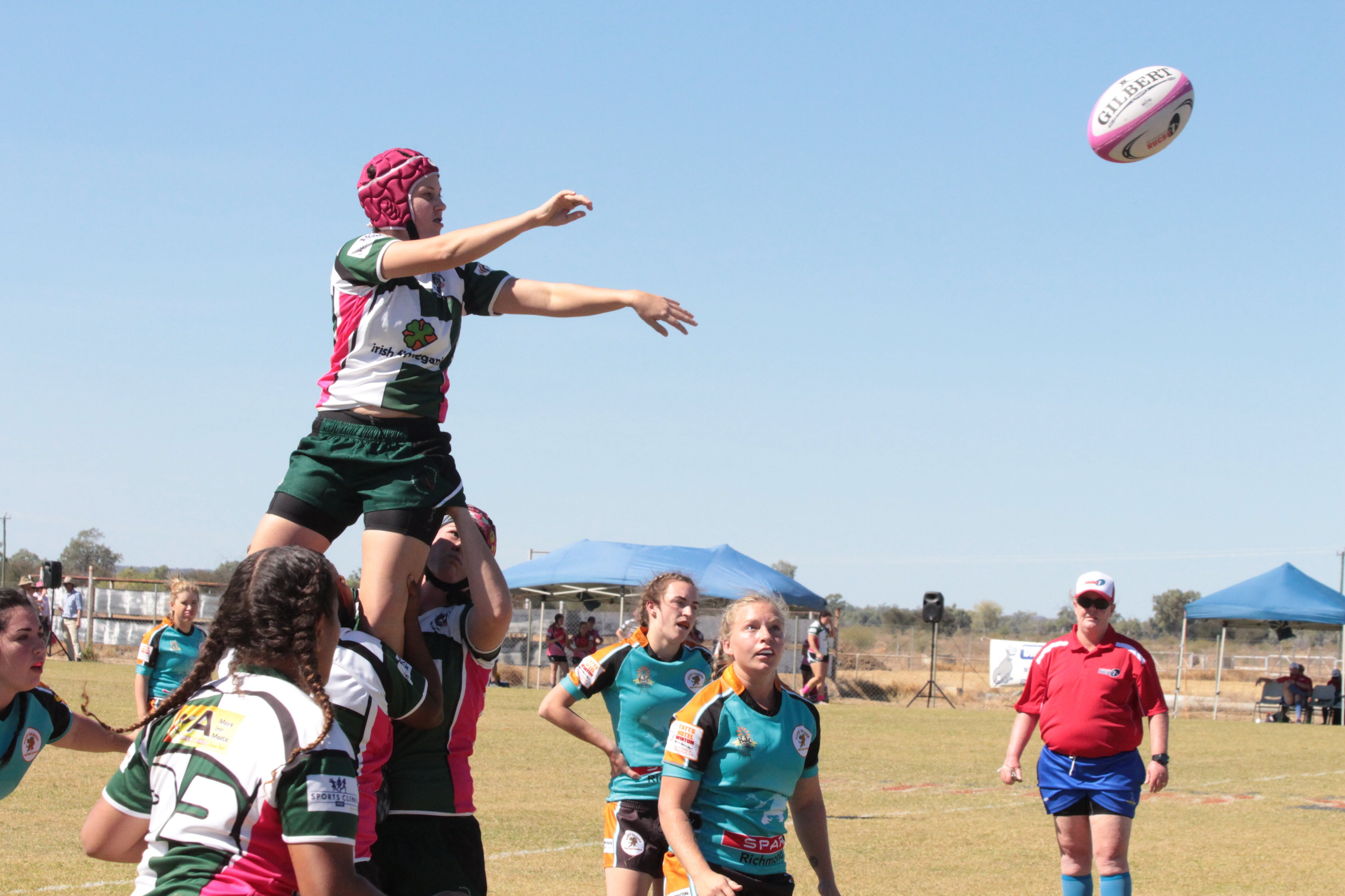 Hughenden Rugby 7's Carnival - Pubs Perth