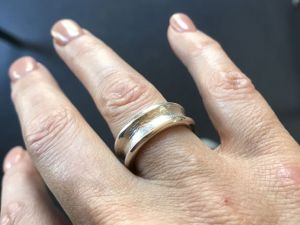 Lost Wax Silver Ring Workshop - Pod Jewellery - Pubs Perth
