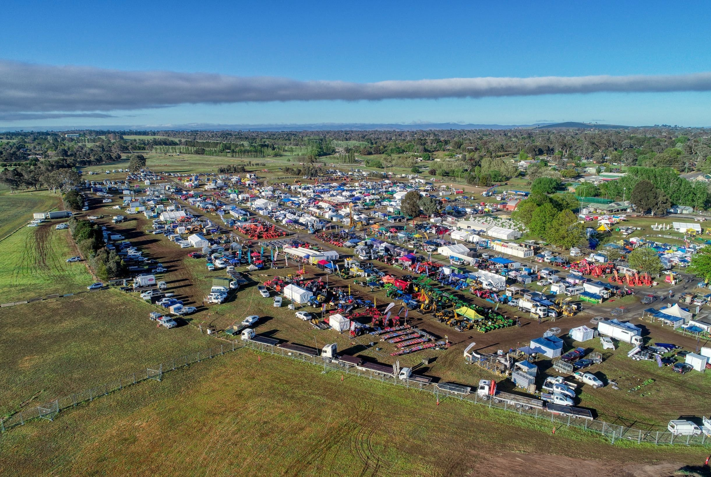 Murrumbateman Field Days - Pubs Perth