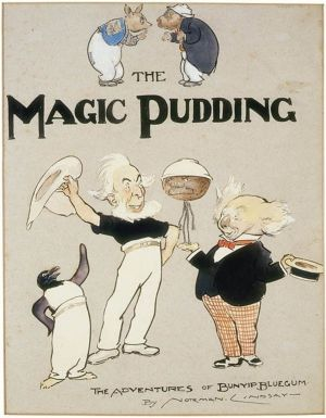 Puddin' Day at Norman Lindsay Gallery - Pubs Perth