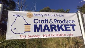 Rotary Club of Lilydale Craft and Produce Market - Pubs Perth