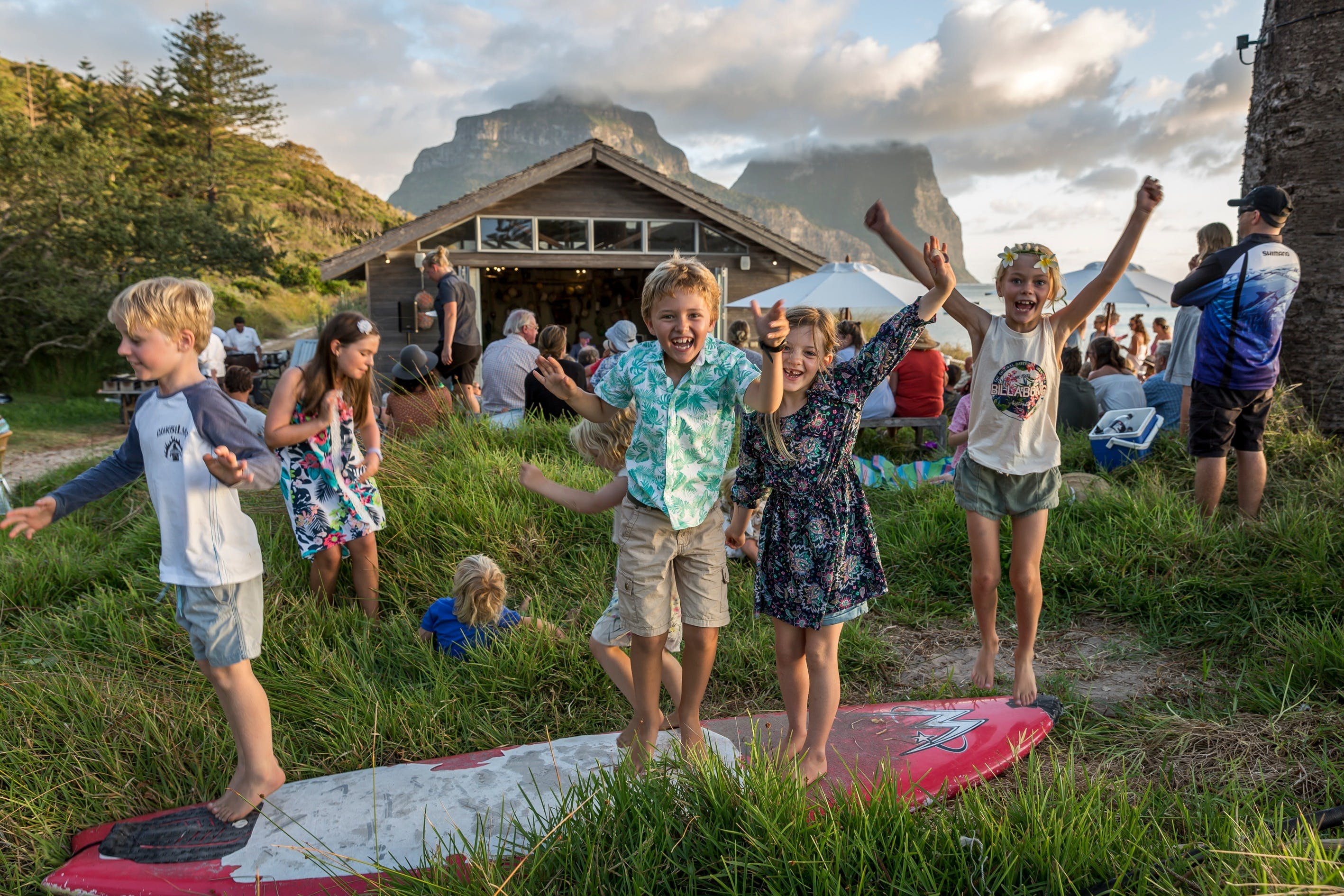 Spring Festival of Lord Howe Island - Pubs Perth