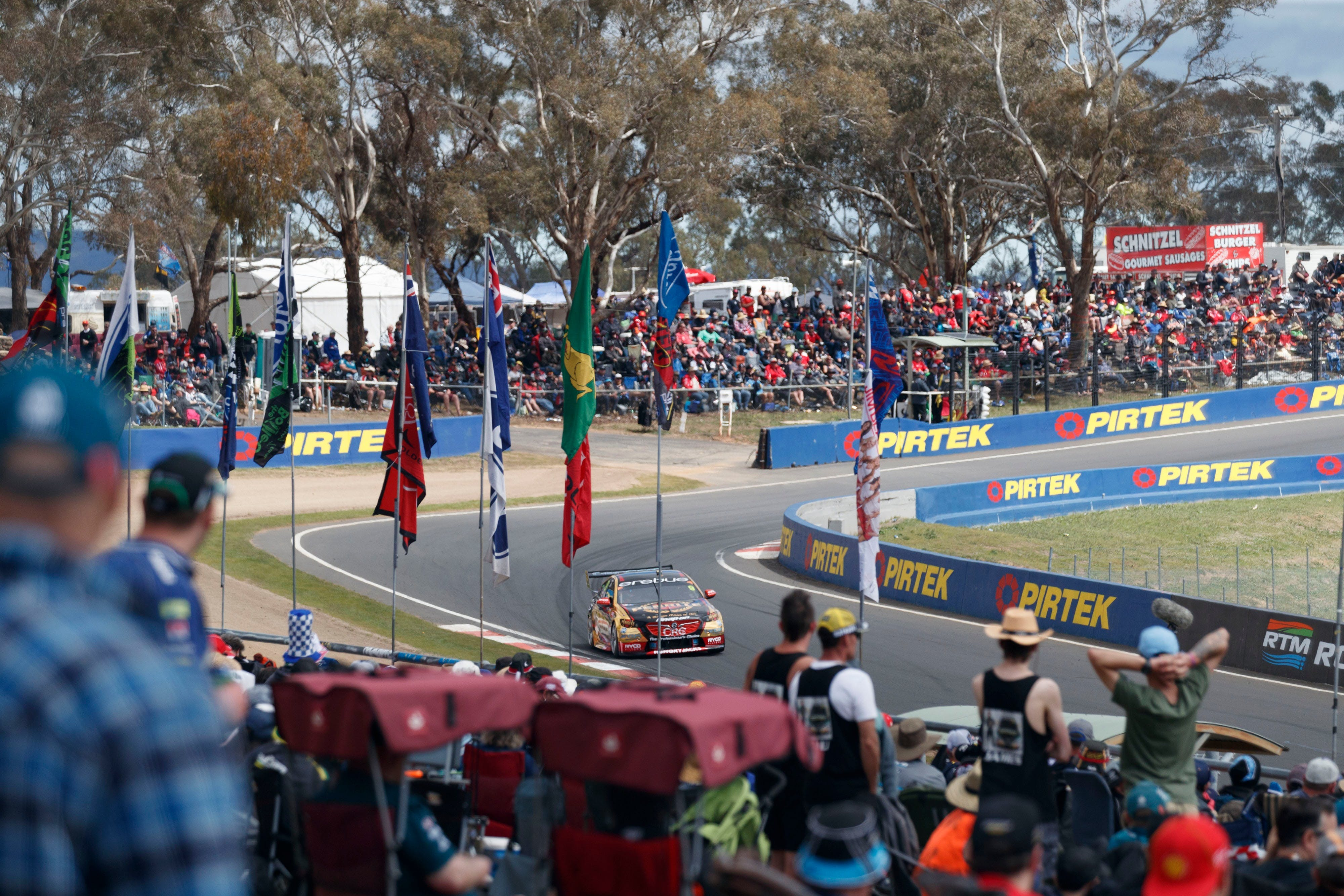 Supercars Supercheap Auto Bathurst 1000 - Pubs Perth