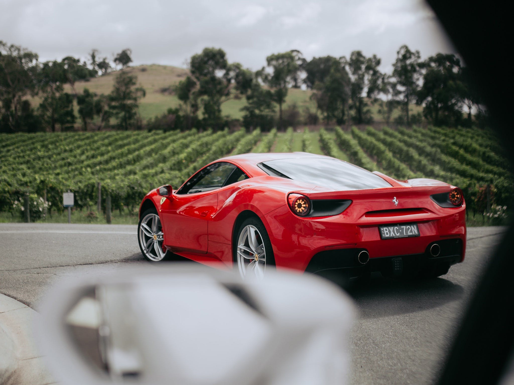 The Prancing Horse Supercar Drive Day Experience - Melbourne Yarra Valley - Pubs Perth