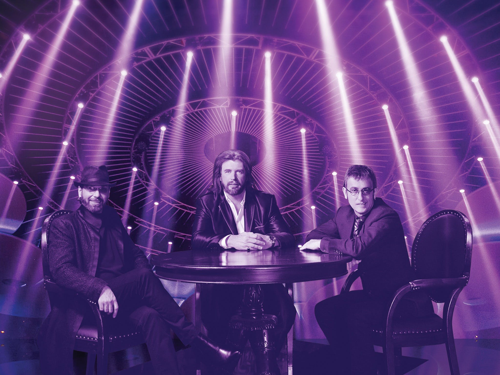 The Australian Bee Gees Show - 25th Anniversary Tour - Bathurst - Pubs Perth