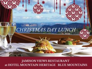 Christmas Day Lunch Hotel Mountain Heritage - Pubs Perth