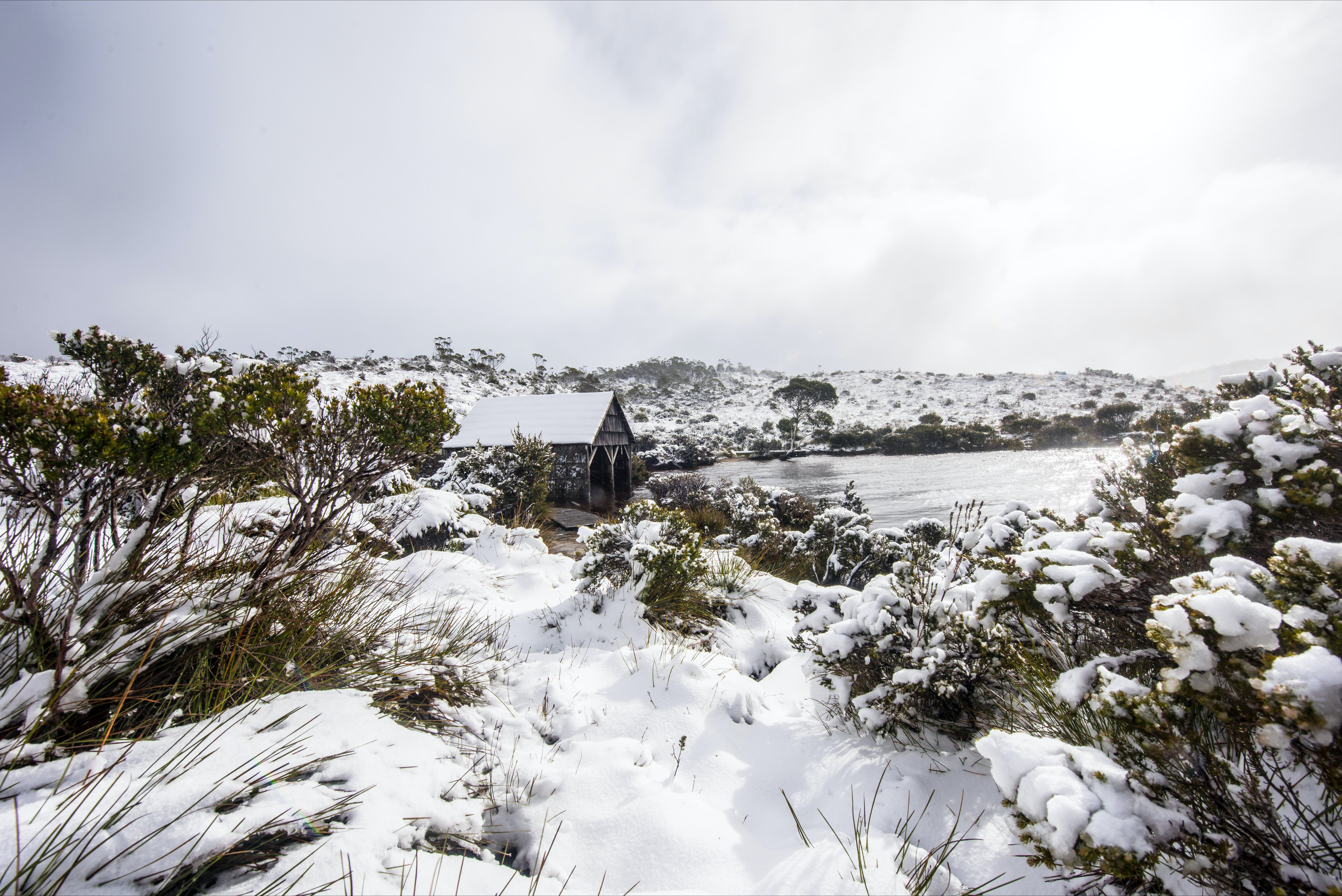 Christmas in July at Cradle Mountain Hotel 2020 - Pubs Perth