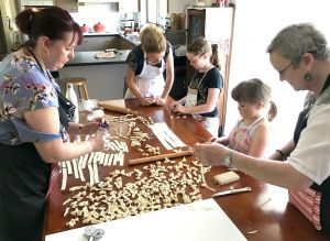 Kids Pasta Making Class - hands on fun at your house - Pubs Perth