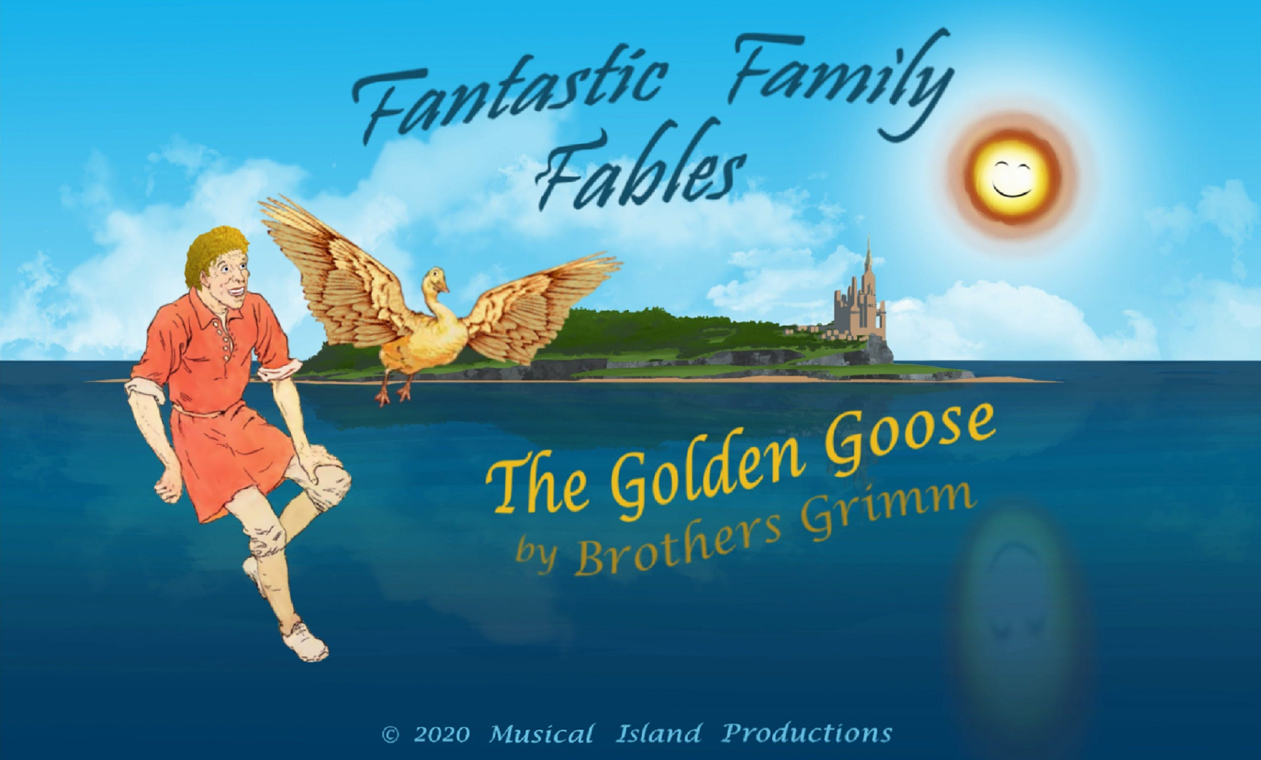 Kids Theatre Online at Home -  Family Fables Hour - Pubs Perth