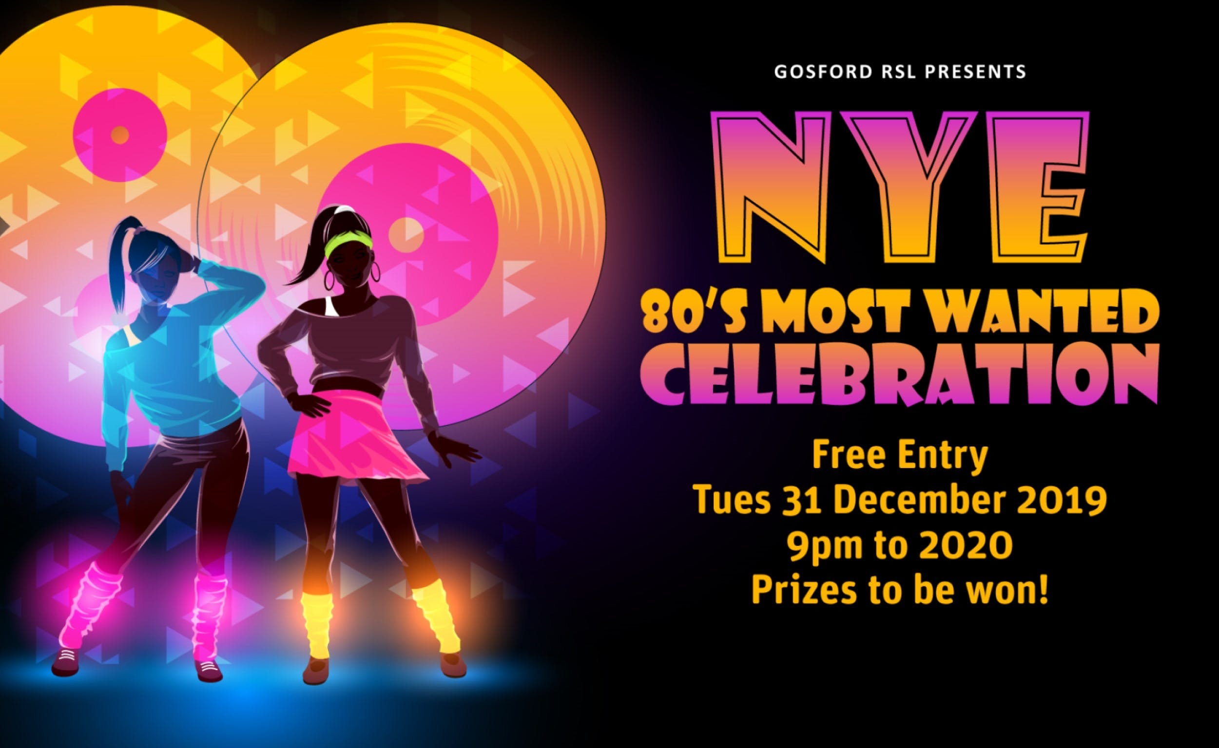 New Years Eve Free Band - Pubs Perth