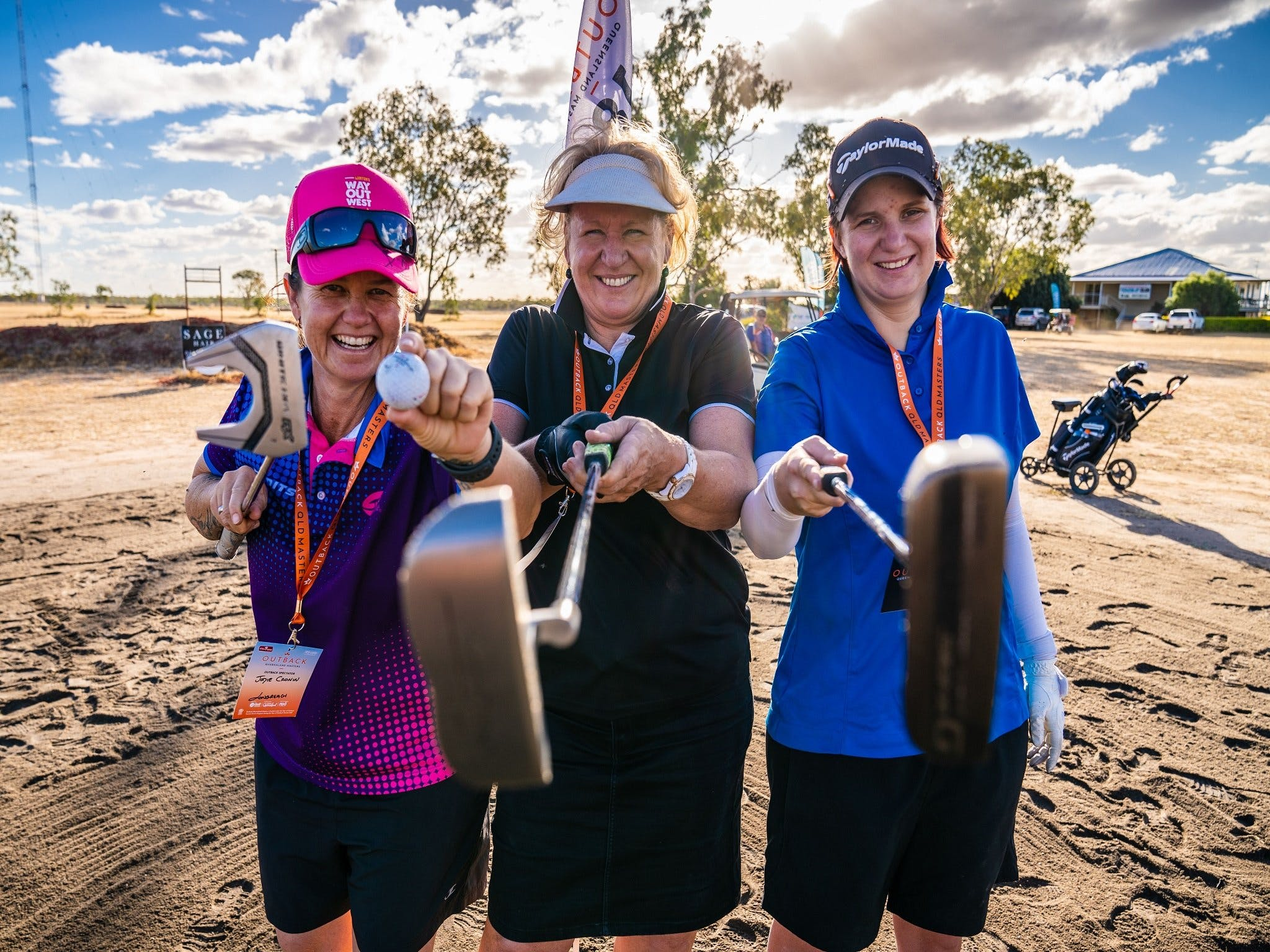 Outback Queensland Golf Masters in Quilpie 2021 - Pubs Perth