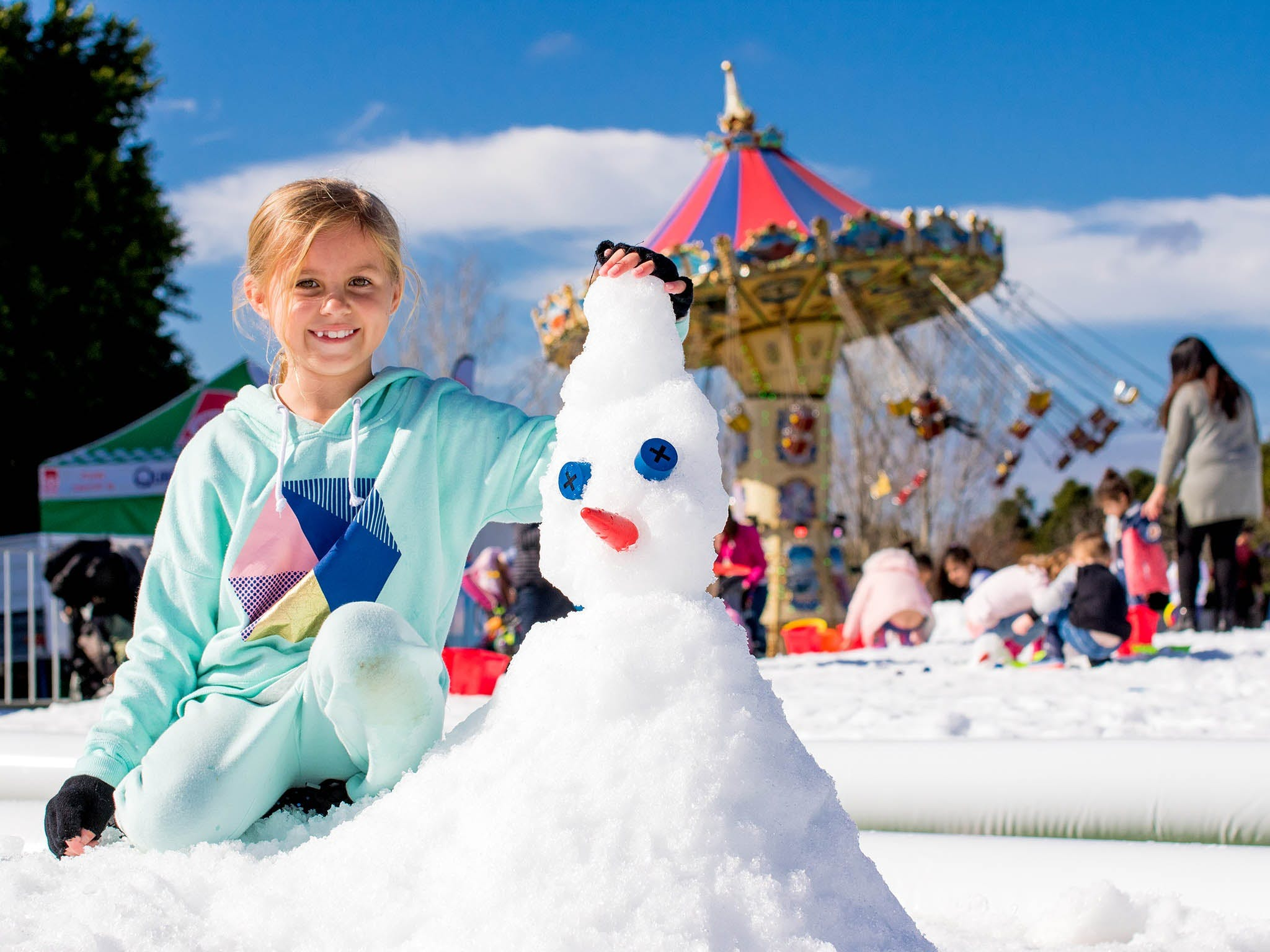 Snow Time in the Garden - Hunter Valley Gardens - Cancelled - Pubs Perth