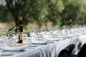 Whispering Brook Olive Long Table Luncheon - Pubs Perth