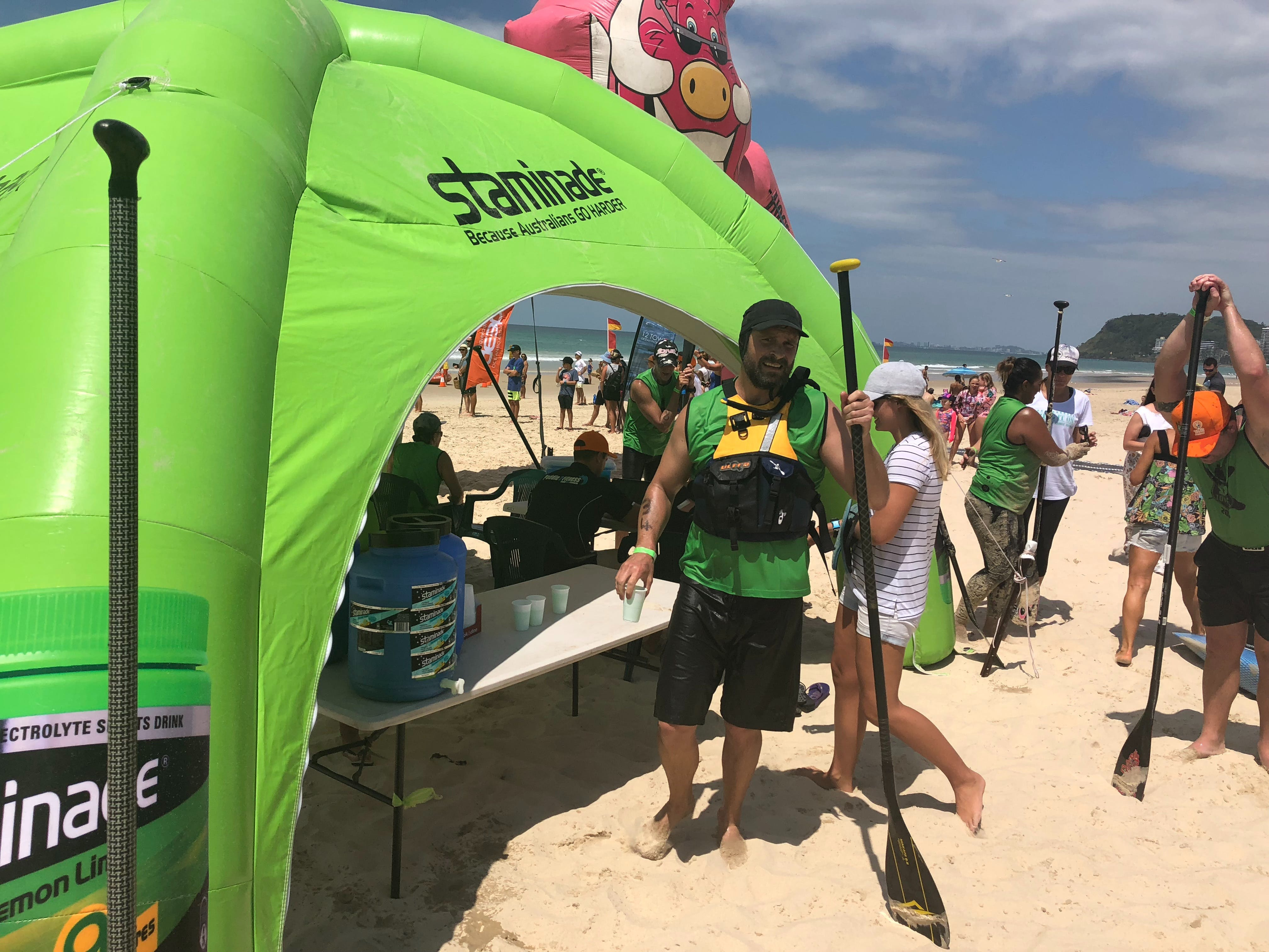 12 Towers Ocean Paddle Race 2021 - Pubs Perth