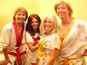 ABBA Gold Tribute Show - Pubs Perth