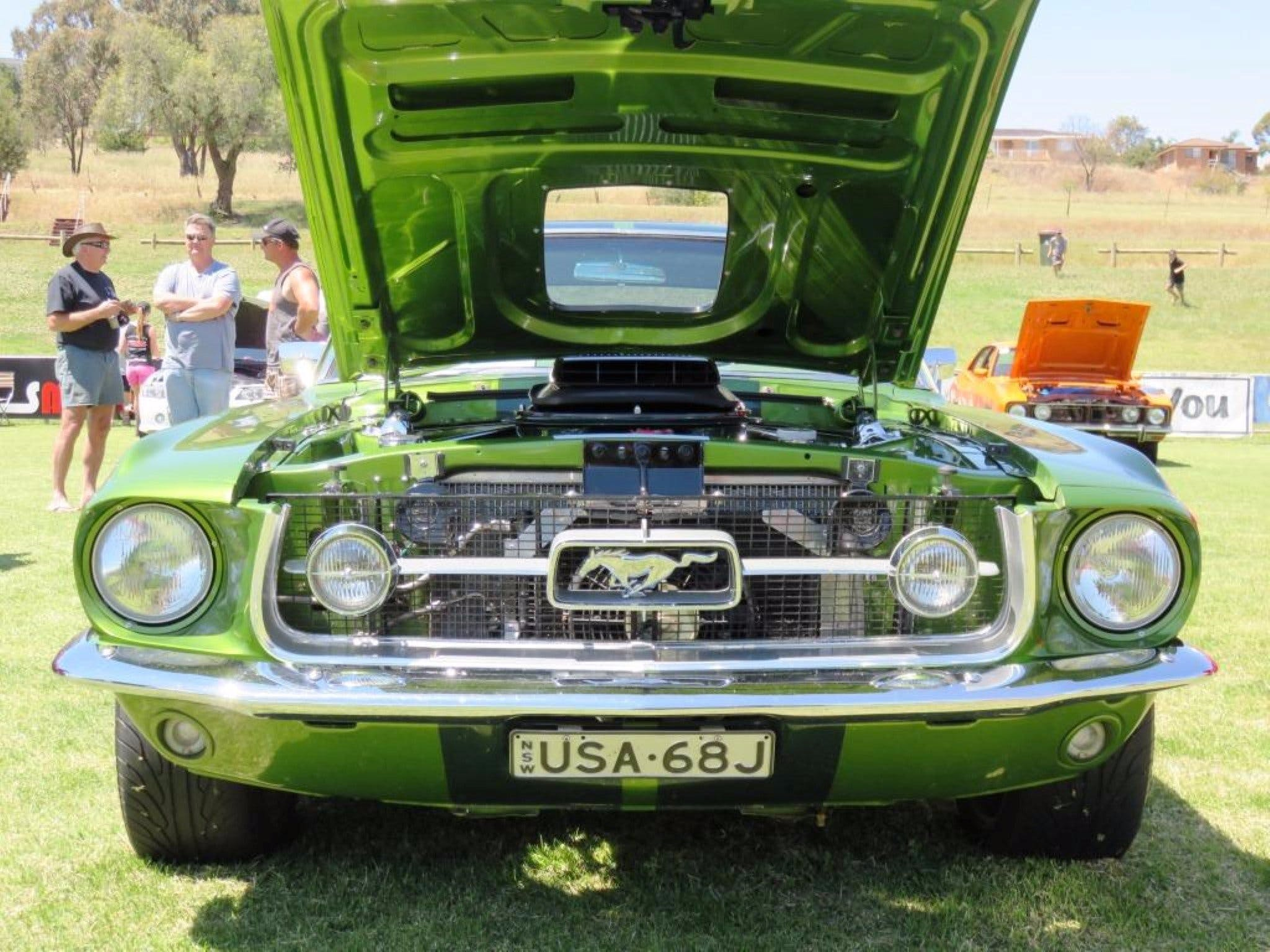 Central West Car Club Charity Show and Shine - Pubs Perth