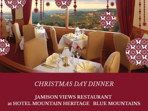 Christmas Day Dinner Hotel Mountain Heritage - Pubs Perth