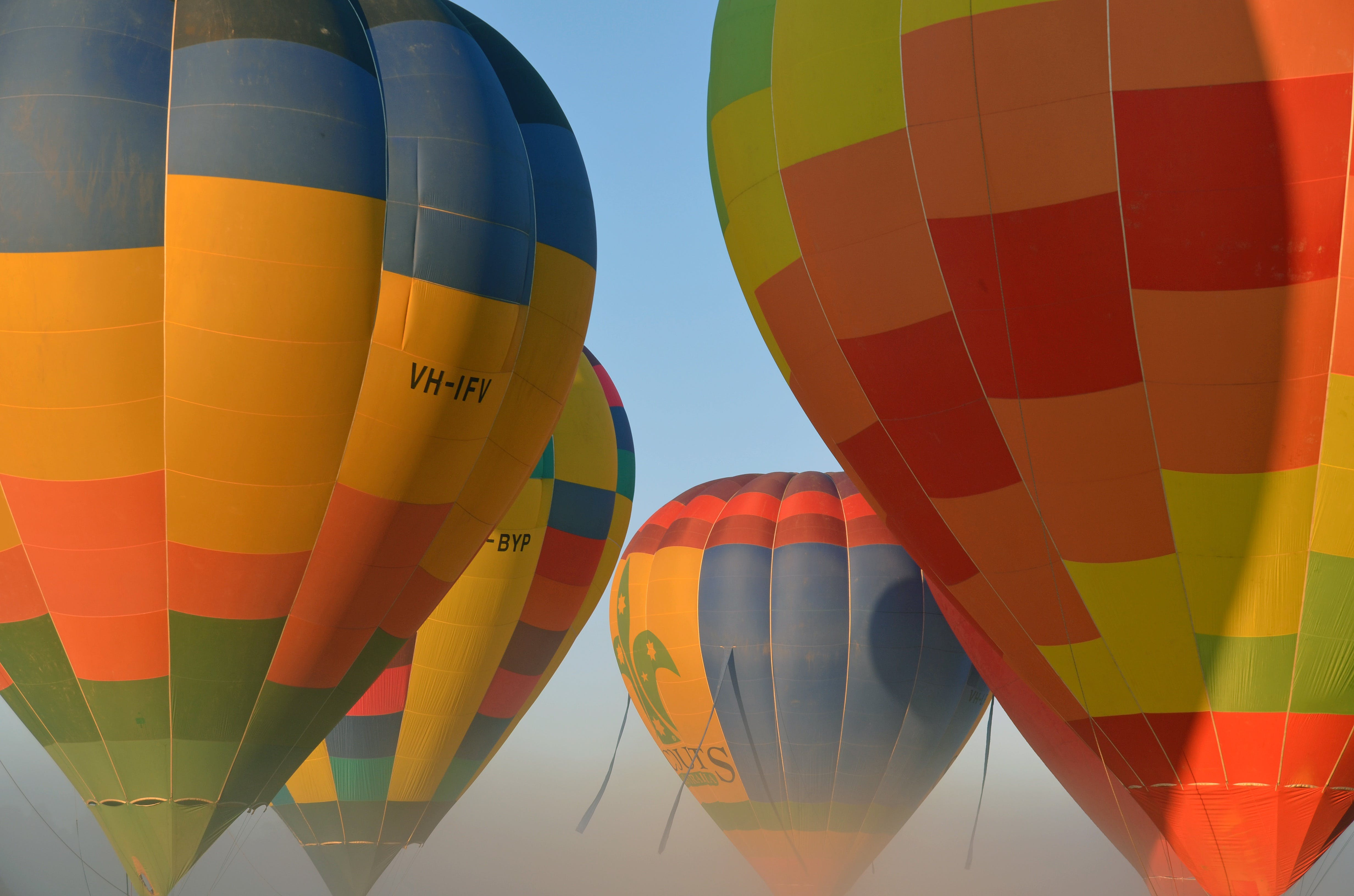 King Valley Balloon Festival - Pubs Perth