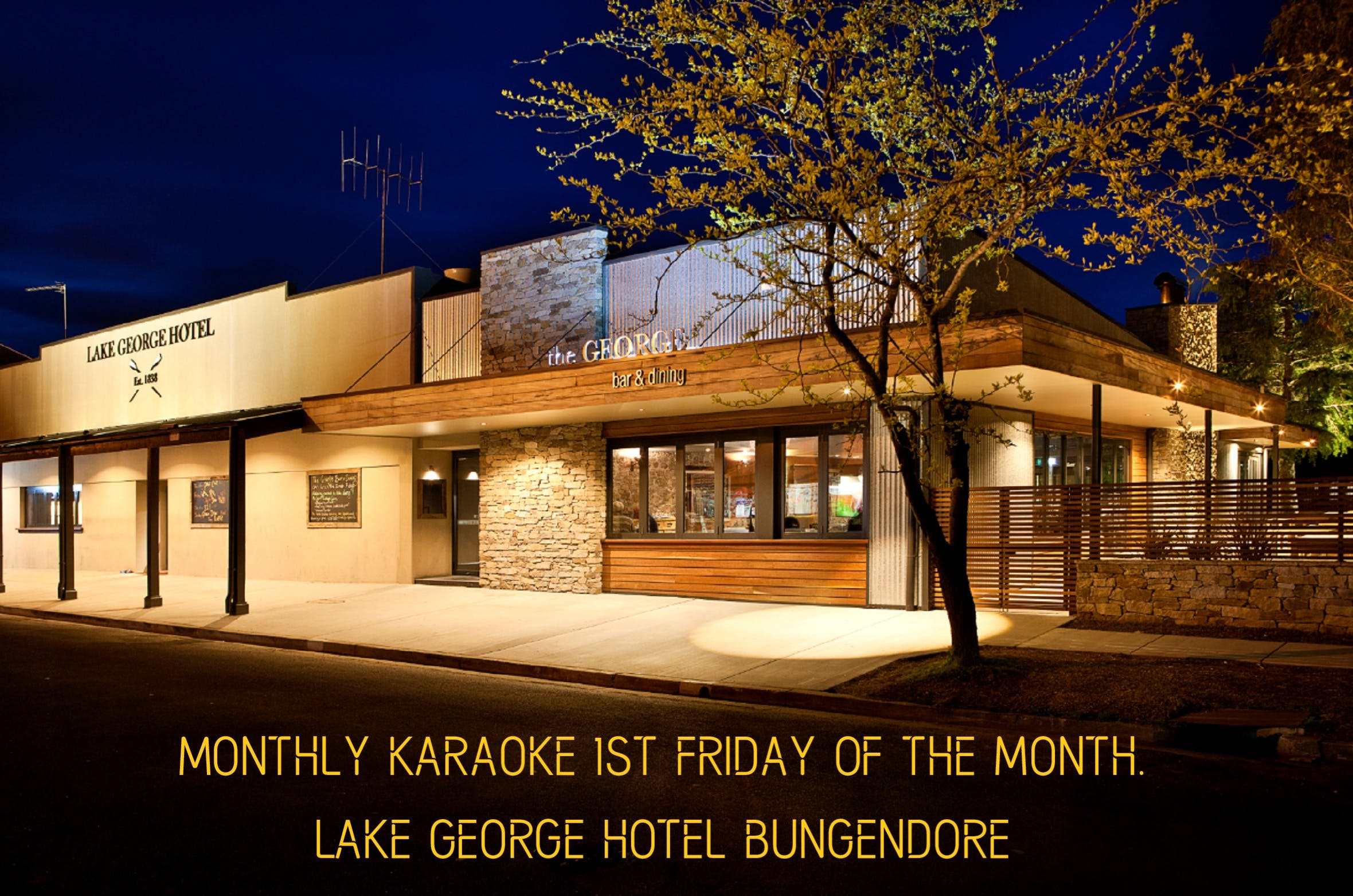 Monthly Karaoke - Pubs Perth