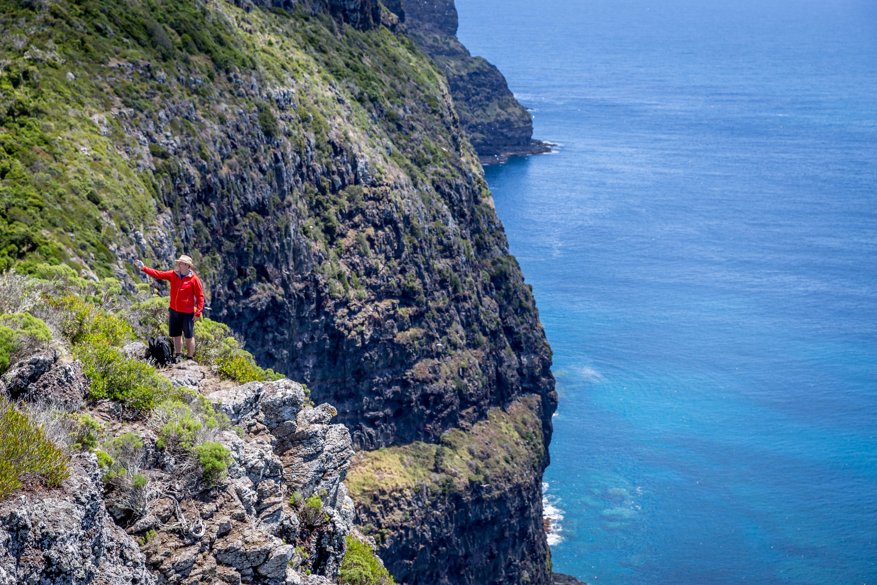 Seven Peaks Walk at Pinetrees Lord Howe Island - Pubs Perth