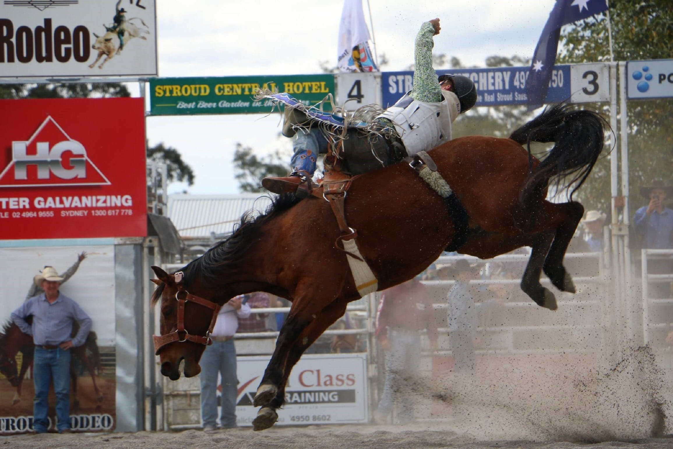 Stroud Rodeo and Campdraft - Pubs Perth