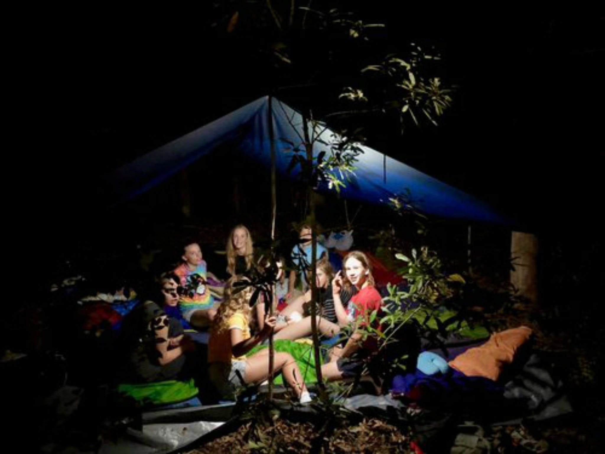 Summer  Family Nature Camp - Pubs Perth